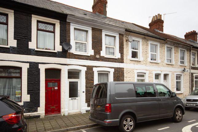 Cyfarthfa Street, Roath, Cardiff CF24