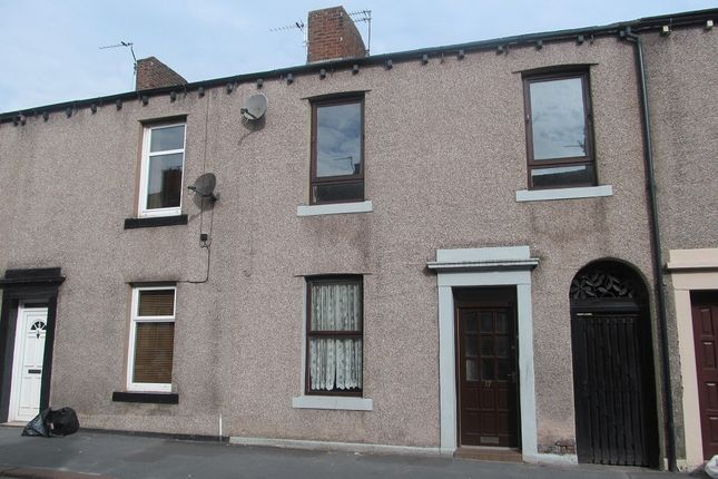 Thumbnail Terraced house to rent in Brook Street, Carlisle