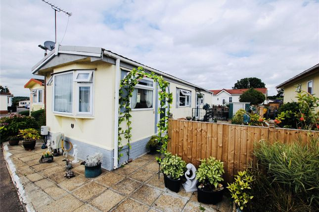 Thumbnail Bungalow for sale in Templeton Park, Bakers Lane, West Hanningfield, Chelmsford