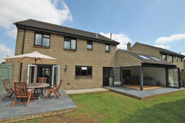 Thumbnail Detached house for sale in 15 Nursery Close, Atworth, Wiltshire
