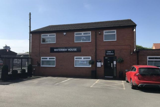 Office to let in Waterway House Business Centre, Canal Street, Wigan