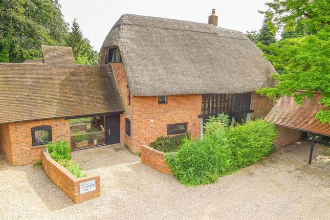 Thumbnail Barn conversion for sale in Oving Road, Whitchurch, Aylesbury