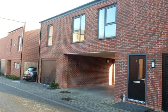 Thumbnail Flat to rent in Castle Walk, Derby