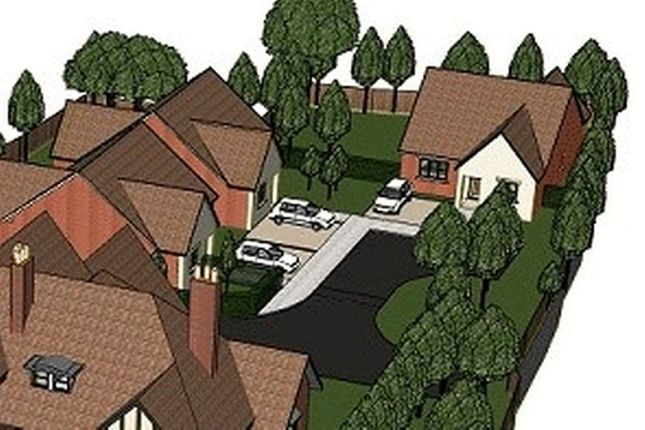 Thumbnail Detached bungalow for sale in Plot 9 Bowring Gardens, Holyhead Road, Wellington, Telford