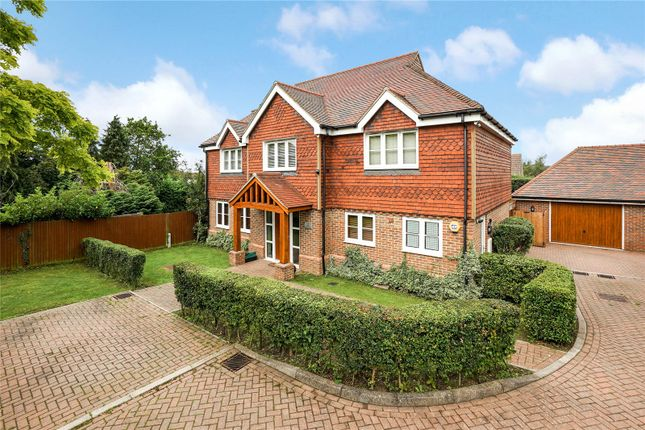 Thumbnail Detached house for sale in The Morlings, Bearsted, Maidstone, Kent