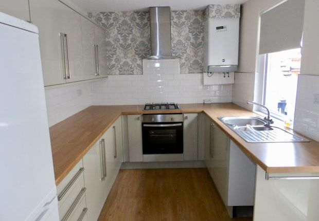 Thumbnail Terraced house to rent in Harrington Road, Workington, Cumbria