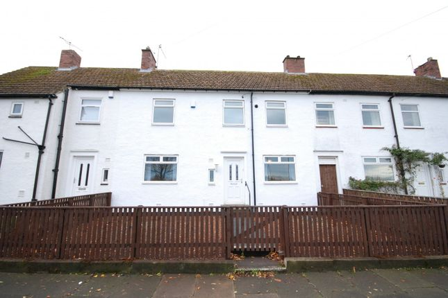 Thumbnail Terraced house to rent in Broadway West, Gosforth, Newcastle Upon Tyne