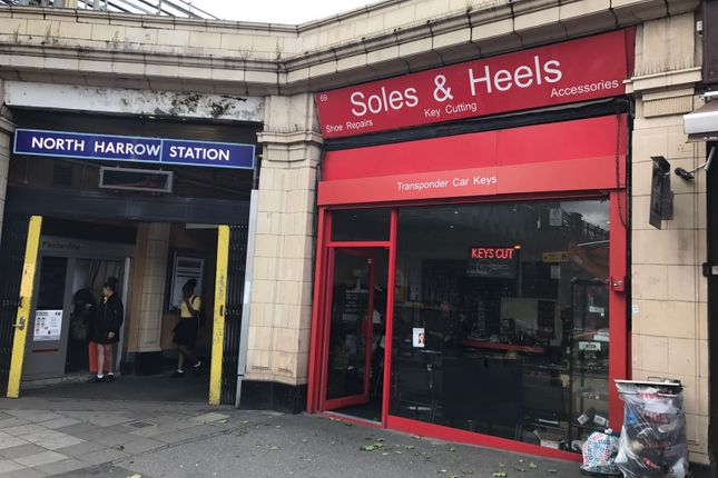 Retail premises for sale in Station Road, Harrow
