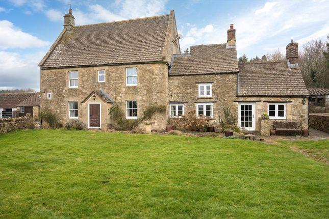 5 bed detached house for sale in Easton Piercy, Kington St. Michael, Chippenham, Wiltshire SN14