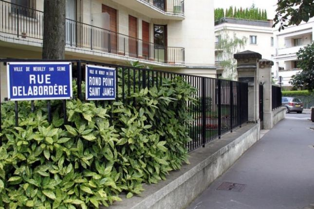 Thumbnail Apartment for sale in Neuilly Sur Seine, Paris, France