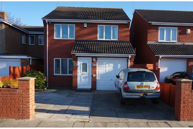 Thumbnail Detached house for sale in Wilton Road, Hartlepool