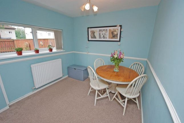 Dining Room of Mallard Court, Killingworth, Newcastle Upon Tyne NE12