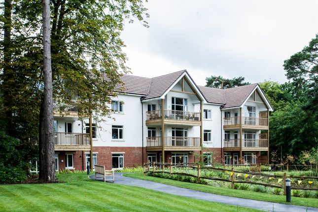 Thumbnail Flat for sale in 10 Felcourt House, Charters Village Drive, East Grinstead, West Sussex