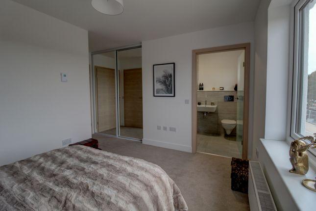 Master Bedroom Showing Wardrobe And En-Suite
