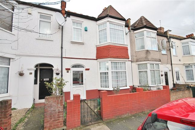 Thumbnail Terraced house for sale in Caithness Road, Mitcham