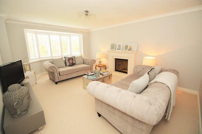 Thumbnail Detached house to rent in Stoneacre Gardens, Appleton, Warrington