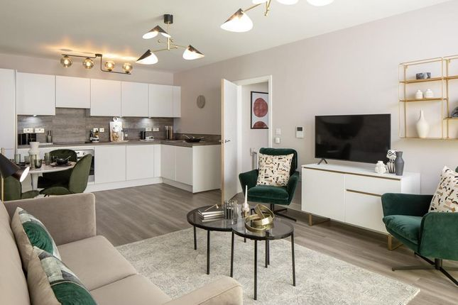 """2 bed flat for sale in """"Gordon House"""" at Pilgrims Way, London E6"""