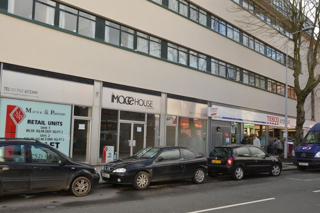 Thumbnail Retail premises to let in St Teresa House, Beaumont Road, Plymouth