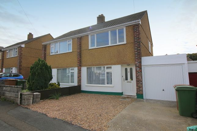 Outside of Dolphin Close, Plymstock, Plymouth PL9