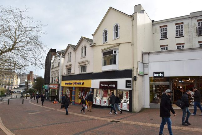Thumbnail Commercial property for sale in 40 Commercial Road, Bournemouth