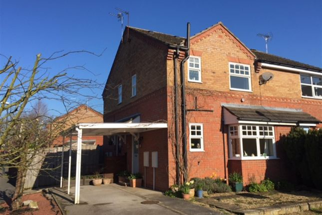 Thumbnail Property for sale in Showfield Drive, Easingwold, York