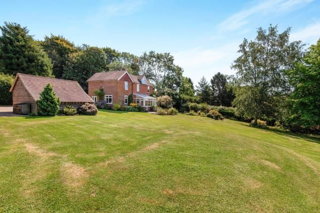 Thumbnail Detached house for sale in Cowden Hall Lane, Vines Cross, Heathfield, East Sussex