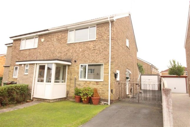 Thumbnail Semi-detached house for sale in Newlands, Farsley