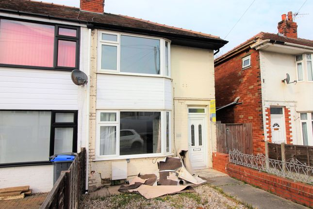 Thumbnail Terraced house to rent in Newhouse Road, Blackpool, Lancashire
