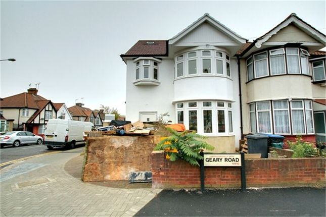 Thumbnail Semi-detached house for sale in Geary Road, London