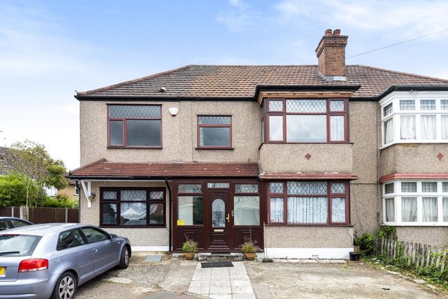 Thumbnail Detached house to rent in Nathans Road, Wembley