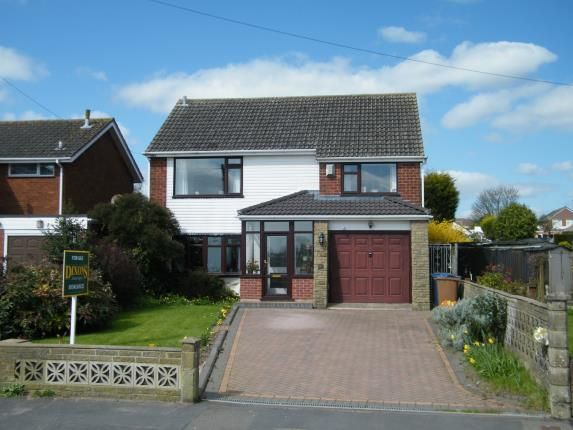 4 bed detached house for sale in Hospital Road, Burntwood, Staffordshire