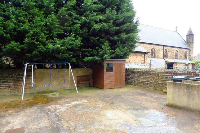 Outside of Heaton Road, Manningham, Bradford BD9