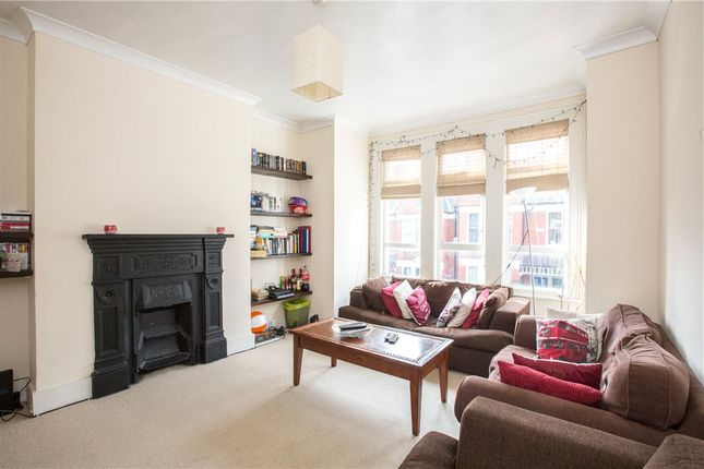 Thumbnail Flat to rent in Beira Street, Clapham South, London