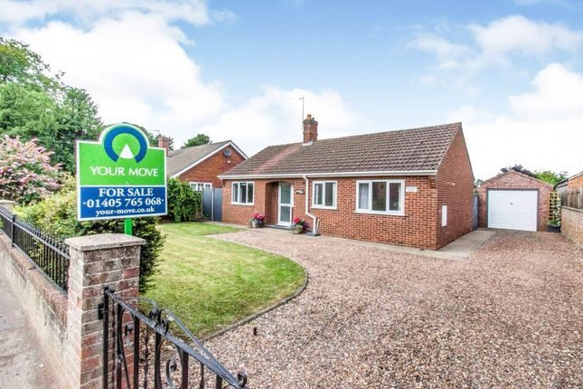 2 bed bungalow for sale in Reedness, Goole DN14