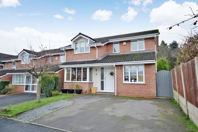 Thumbnail Detached house for sale in Viscount Avenue, Aqueduct, Telford, Shropshire.