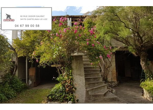 Thumbnail Property for sale in 34160, Galargues, Fr