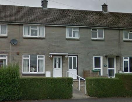Thumbnail Terraced house for sale in Broadway, Frome