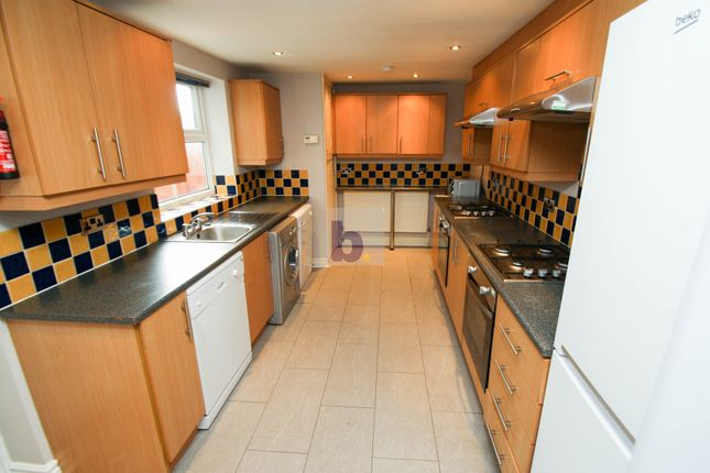 Thumbnail Terraced house to rent in Clayton Park Square, Jesmond, Newcastle Upon Tyne