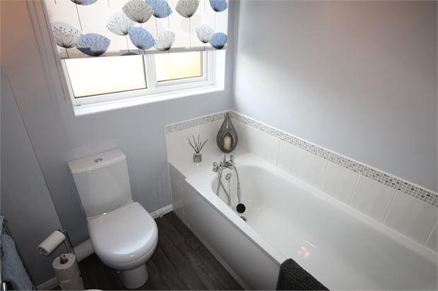 Bathroom of Catkin Way, Balderton, Newark, Nottinghamshire. NG24