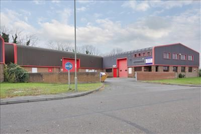 Thumbnail Light industrial for sale in Unit 18, Smeaton Road, West Portway Industrial Estate, Andover, Hampshire
