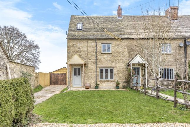 Thumbnail Semi-detached house to rent in Park Road, North Leigh