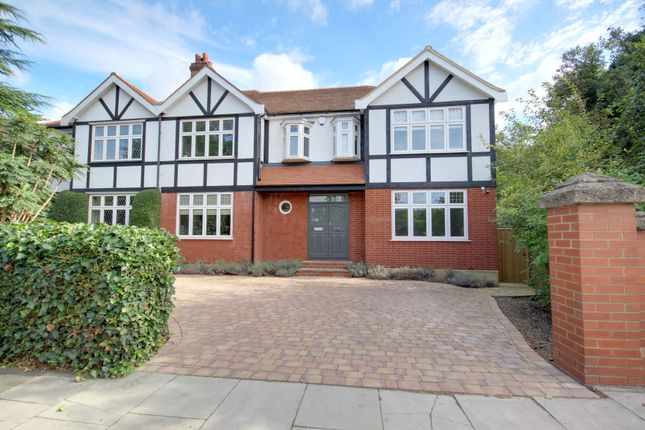 Thumbnail Semi-detached house for sale in Old Park Ridings, Grange Park