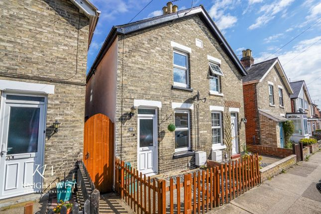 Semi-detached house for sale in Pownall Crescent, Colchester