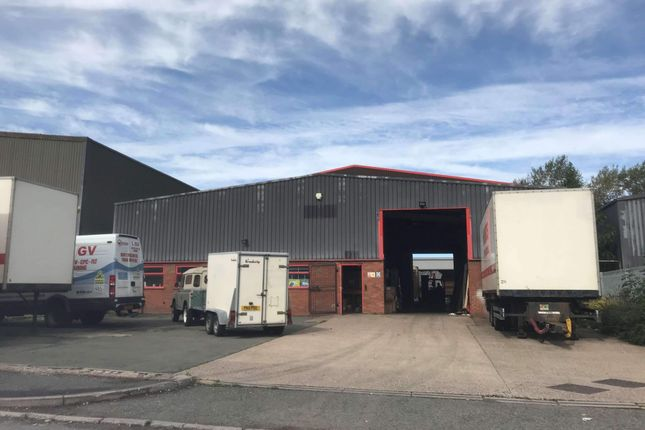 Thumbnail Warehouse for sale in Upper Crossgate Road, Park Farm Industrial Estate, Redditch