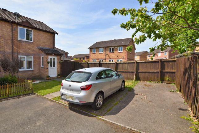 Thumbnail Semi-detached house for sale in Birch Crescent, Llantwit Fardre, Pontypridd