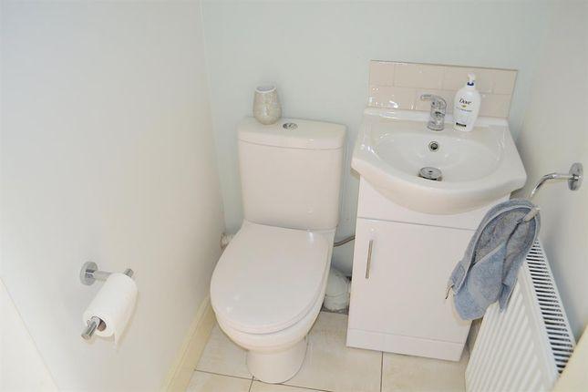 Guest WC of Shortbutts Lane, Lichfield WS14
