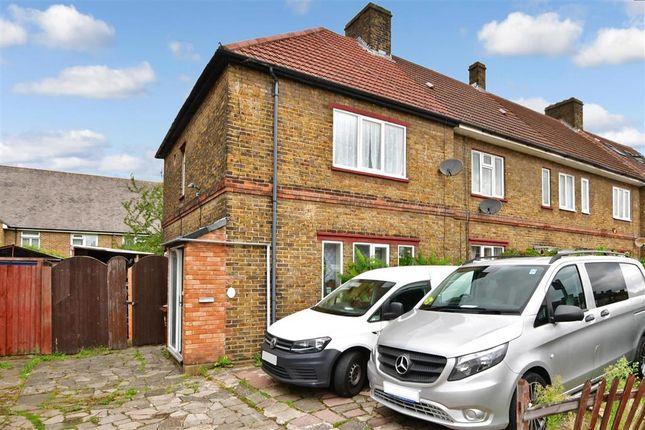 Thumbnail End terrace house for sale in Baron Road, Dagenham, Essex