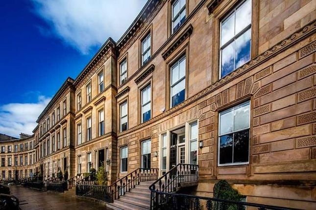 Thumbnail Semi-detached house to rent in Park Circus, Glasgow