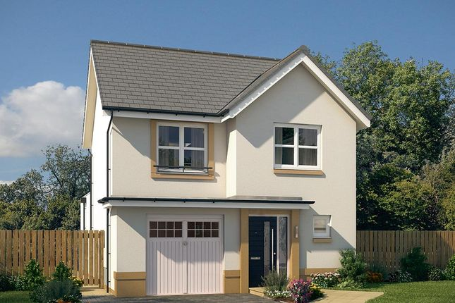 "Thumbnail Detached house for sale in ""The Newton"" at Castlehill Crescent, Ferniegair, Hamilton"