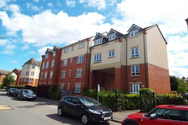 Thumbnail Flat to rent in Turberville Place, Warwick